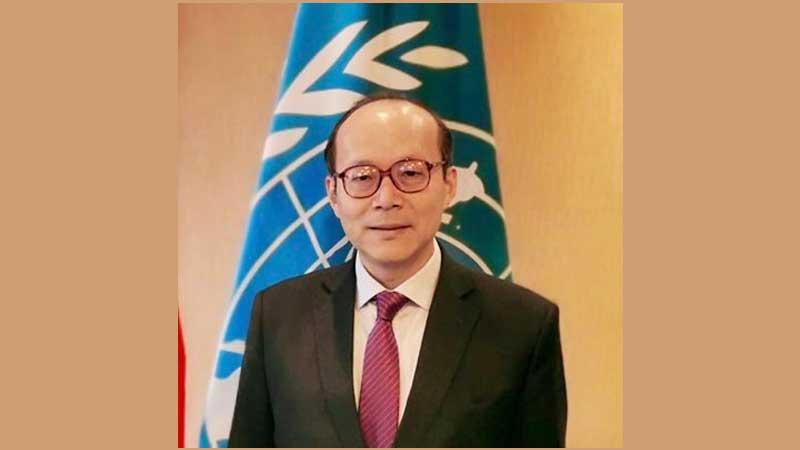 Chinese Permanent Representative in Geneva Ambassador CHEN Xu